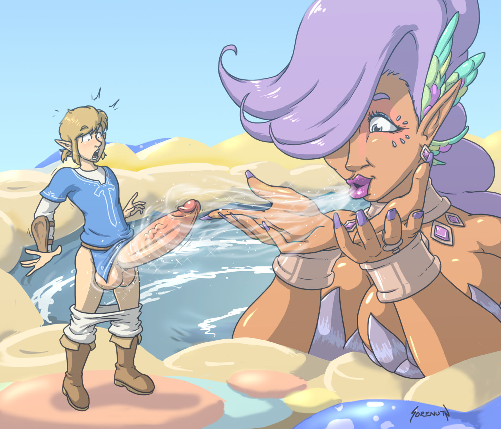 Great fairy botw porn i shall be remembered gif