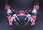1girls absurdres android anus areolae ass blue_anus blue_eyes blue_pussy breasts cervix clitoris female hat highres high_resolution hybrid invitation legs_up looking_at_viewer nipples no_mouth no_nose pinkle pink_breasts pochincoff pussy robot robot_girl robot_neoanthropinae_polynian spread_legs spread_pussy uncensored